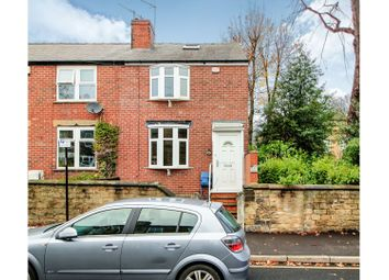 Thumbnail 2 bed end terrace house for sale in Burrowlee Road, Hillsborough, Sheffield