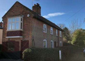 Thumbnail 3 bed detached house to rent in Ivy House, The Street, Nacton