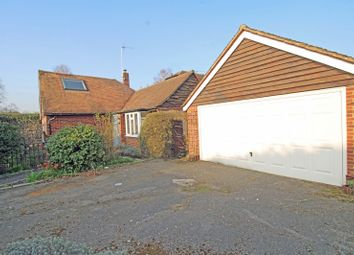 Bousley Rise, Ottershaw, Surrey KT16. 2 bed bungalow for sale