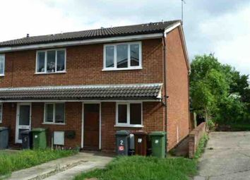 Thumbnail 2 bedroom end terrace house to rent in Meryfield Close, Borehamwood, Herts