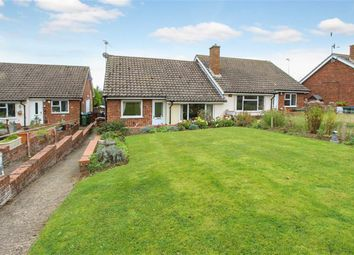 Thumbnail 2 bed semi-detached bungalow for sale in Rotten Row, Great Brickhill, Milton Keynes