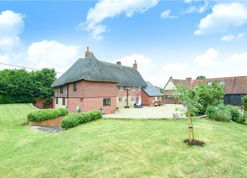 Thumbnail 5 bed detached house for sale in Castle Lane, Okeford Fitzpaine, Blandford Forum, Dorset