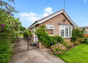 Thumbnail 2 bed detached bungalow for sale in Cornwood Way, Haxby, York
