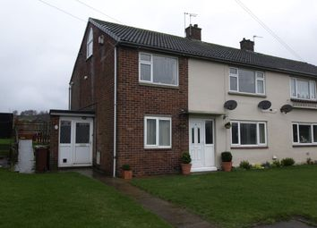 Thumbnail 2 bedroom flat for sale in Westfield Avenue, Thurlstone, Sheffield