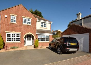 Thumbnail 4 bed detached house for sale in Fulneck Mews, Pudsey, West Yorkshire