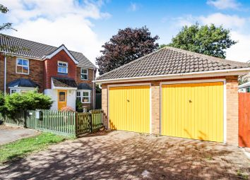 Thumbnail 4 bed detached house for sale in The Paddock, Alconbury, Huntingdon