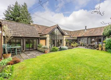 Thumbnail 5 bed barn conversion for sale in Ashes Lane, Kington Langley, Chippenham