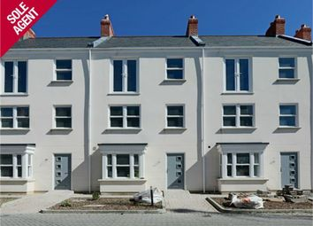 Thumbnail 3 bed town house to rent in Hauteville, St. Peter Port, Guernsey