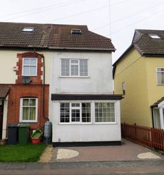 Thumbnail 2 bed semi-detached house to rent in Brook Road, Rubery, Birmingham