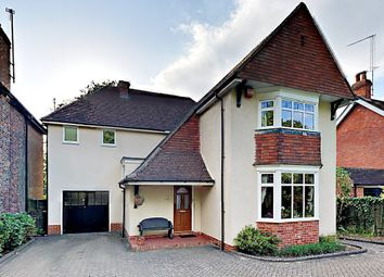 Thumbnail 4 bed detached house for sale in Farnborough Road, Farnborough