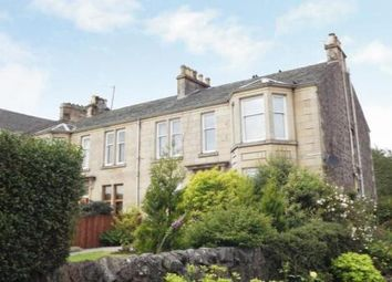 Thumbnail 2 bedroom flat to rent in Gillburn Road, Kilmacolm