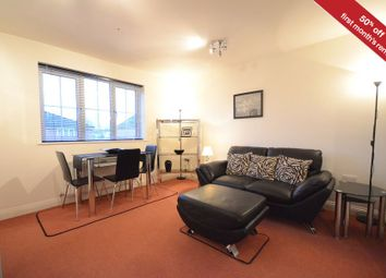 Thumbnail 1 bed flat to rent in Dundee Gardens, Basingstoke