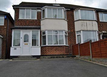Thumbnail 4 bed semi-detached house for sale in Berryfield Road, Sheldon, Birmingham