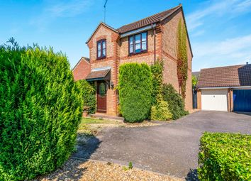 Thumbnail 3 bed detached house for sale in Oransay Close, Great Billing, Northampton