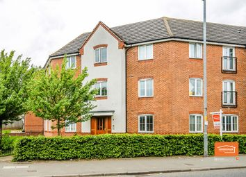 Thumbnail 2 bed flat for sale in Walker Road, Walsall