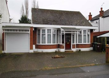 3 bed detached bungalow for sale in Chingford Avenue, London E4