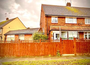 Thumbnail 4 bed semi-detached house for sale in Richmond Drive, Westcliff-On-Sea
