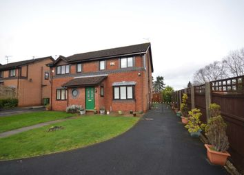 Thumbnail 3 bed semi-detached house for sale in Highcroft Green, Bebington, Wirral