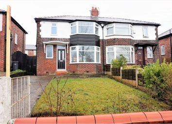 Thumbnail 3 bed semi-detached house for sale in Lancaster Road, Salford