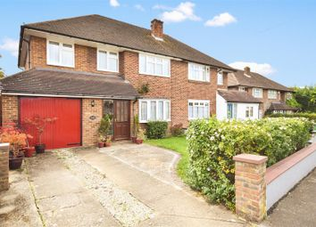 Thumbnail 4 bed semi-detached house for sale in Bramley Way, Ashtead