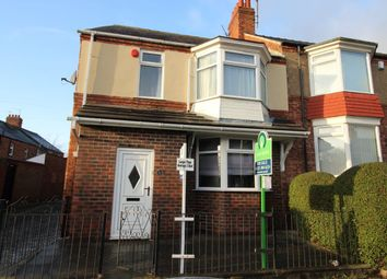 Thumbnail 3 bed semi-detached house to rent in Pierremont Road, Darlington