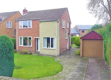 Thumbnail 3 bedroom detached house for sale in Skellbank Close, Ripon