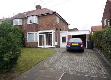 Thumbnail 3 bed semi-detached house to rent in Water Lane, York