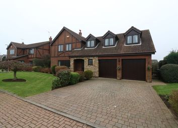Thumbnail 4 bed detached house for sale in Croft Court, Finningley, Doncaster, South Yorkshire