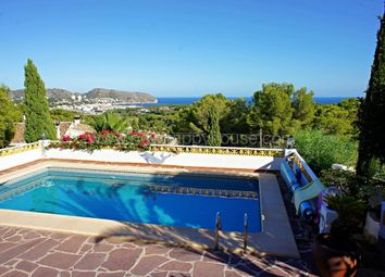 Thumbnail 3 bed villa for sale in El Moravit, Moraira, Alicante, Valencia, Spain