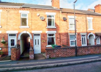 Thumbnail 3 bed terraced house for sale in Park Street, Heanor, Derbyshire