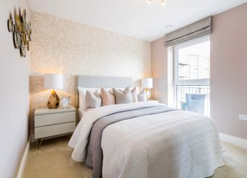 Thumbnail 2 bed flat for sale in 187 Elm Quay, Endle Street, Southampton