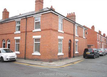 Thumbnail End terrace house to rent in Bradford Street, Handbridge, Chester