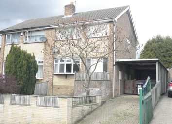 Thumbnail 2 bed semi-detached house for sale in Loxley Road, Lundwood, Barnsley