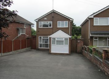 Thumbnail 3 bed detached house for sale in Mitchell Road, Bedworth, Warwickshire