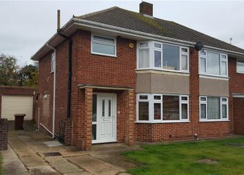 Thumbnail 3 bed semi-detached house for sale in Trubridge Road, Hoo, Rochester, Kent