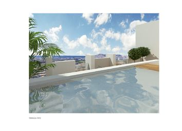 Thumbnail 3 bed apartment for sale in Calle Es Falcó, Jesus, Ibiza, Balearic Islands, Spain