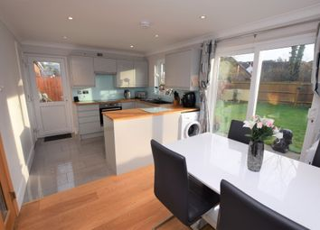 Thumbnail 3 bed link-detached house for sale in The Bulrushes, Singleton, Ashford