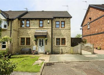 Thumbnail 4 bed mews house for sale in Spa Garth, Clitheroe, Lancashire