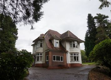 Thumbnail 4 bed detached house for sale in Neath Road, Crynant, Neath, West Glamorgan