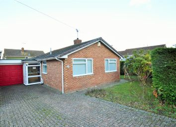 Gunnis Close, Parkwood, Gillingham ME8. 2 bed detached bungalow for sale