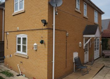 Thumbnail 2 bedroom property for sale in Market Street, Whittlesey