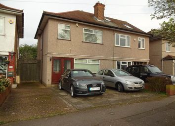 Thumbnail 3 bed semi-detached house for sale in Adelphi Crescent, Hayes