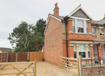 Thumbnail 3 bed semi-detached house for sale in New North Road, Attleborough, Norfolk