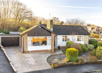 Thumbnail 3 bed bungalow for sale in Hall Drive, Burley In Wharfedale, Ilkley, West Yorkshire