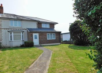 Thumbnail 4 bed semi-detached house to rent in Blandford Road, Hamworthy, Poole