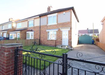 Thumbnail 2 bed semi-detached house to rent in Woodside Terrace, East Herrington, Sunderland
