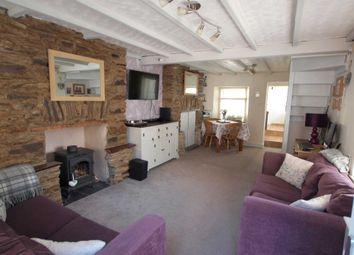 Thumbnail 2 bed end terrace house for sale in Liskeard Road, Callington