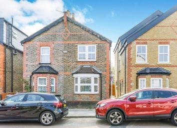 Thumbnail 3 bedroom semi-detached house for sale in Northcote Road, New Malden