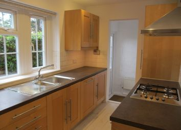 Thumbnail 3 bed maisonette to rent in Between Streets, Cobham, Surrey