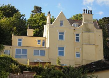 Thumbnail 3 bedroom flat to rent in Lower Woodfield Road, Torquay